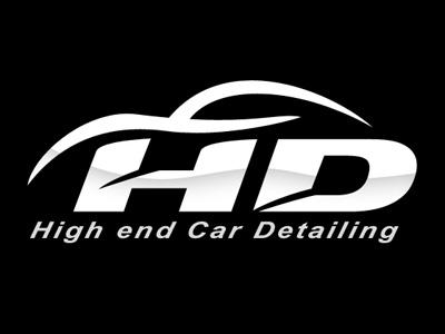 Logo For High End Car Detailing Company Graphic Logo