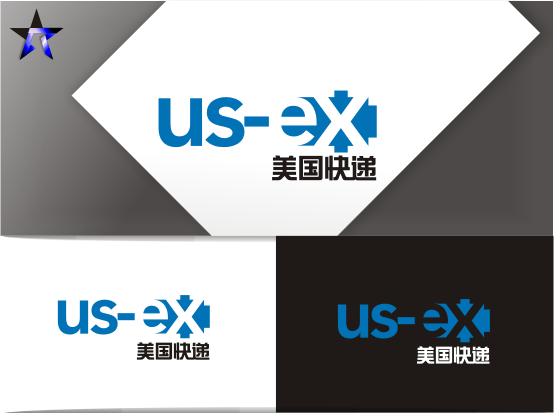 美国物流公司logo设计 - 图形与logo设计 - 猪八戒网