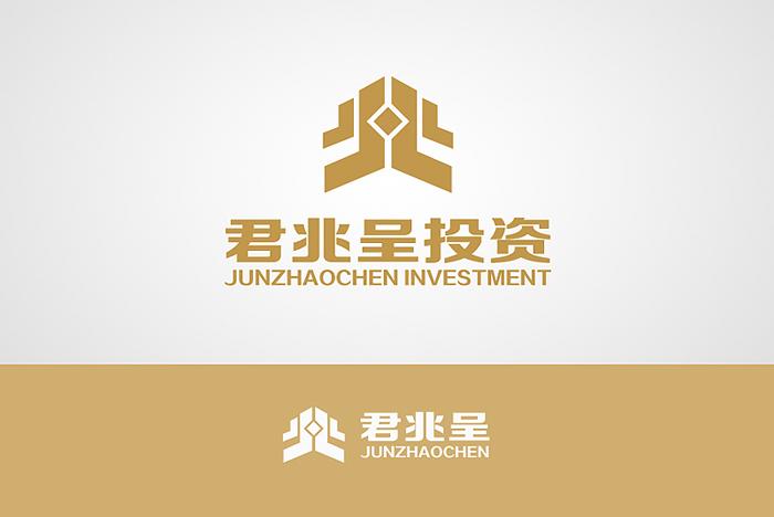 重庆君兆呈投资管理有限公司logo设计
