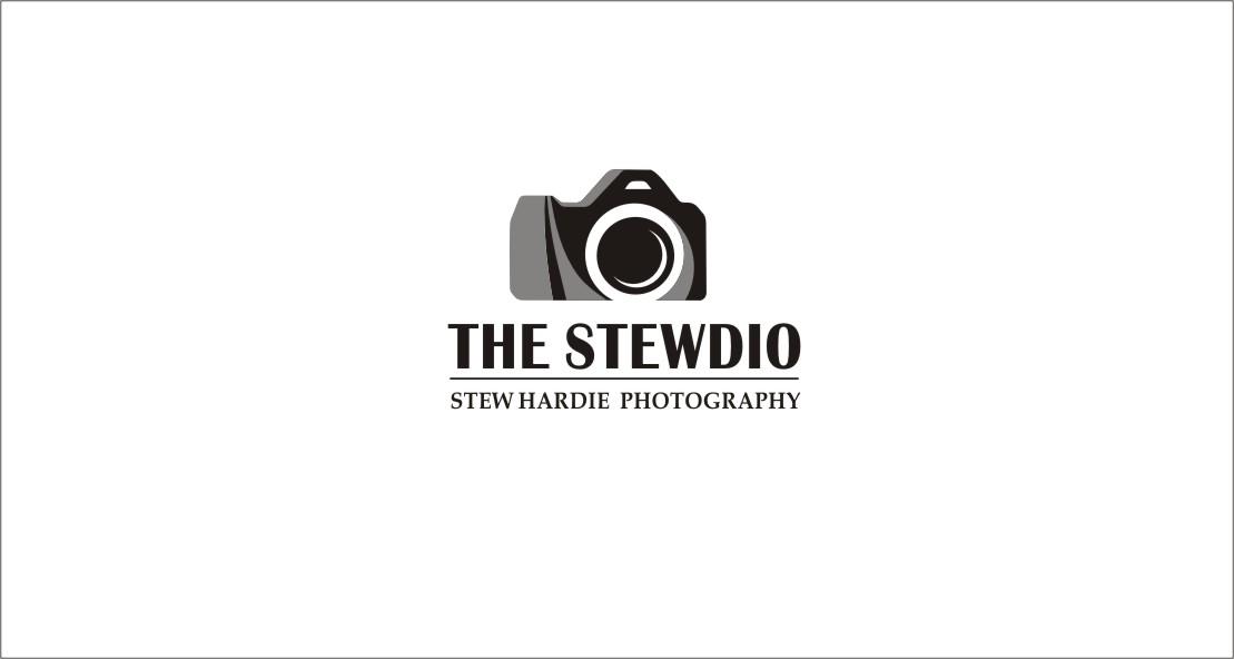 摄影工作室logo设计 / stew hardie photography