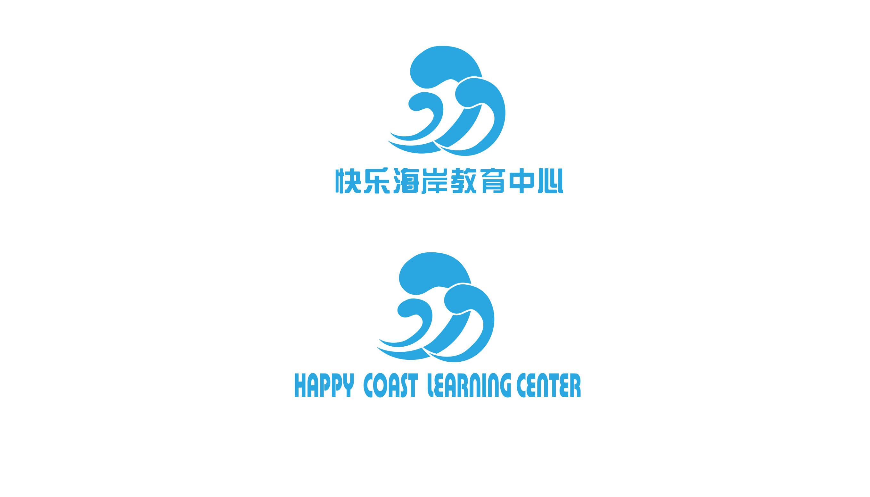 教育中心设计logo