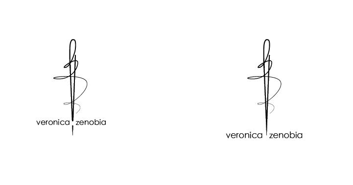 服装高级定制的logo - 图形与logo设计 - 猪八戒网