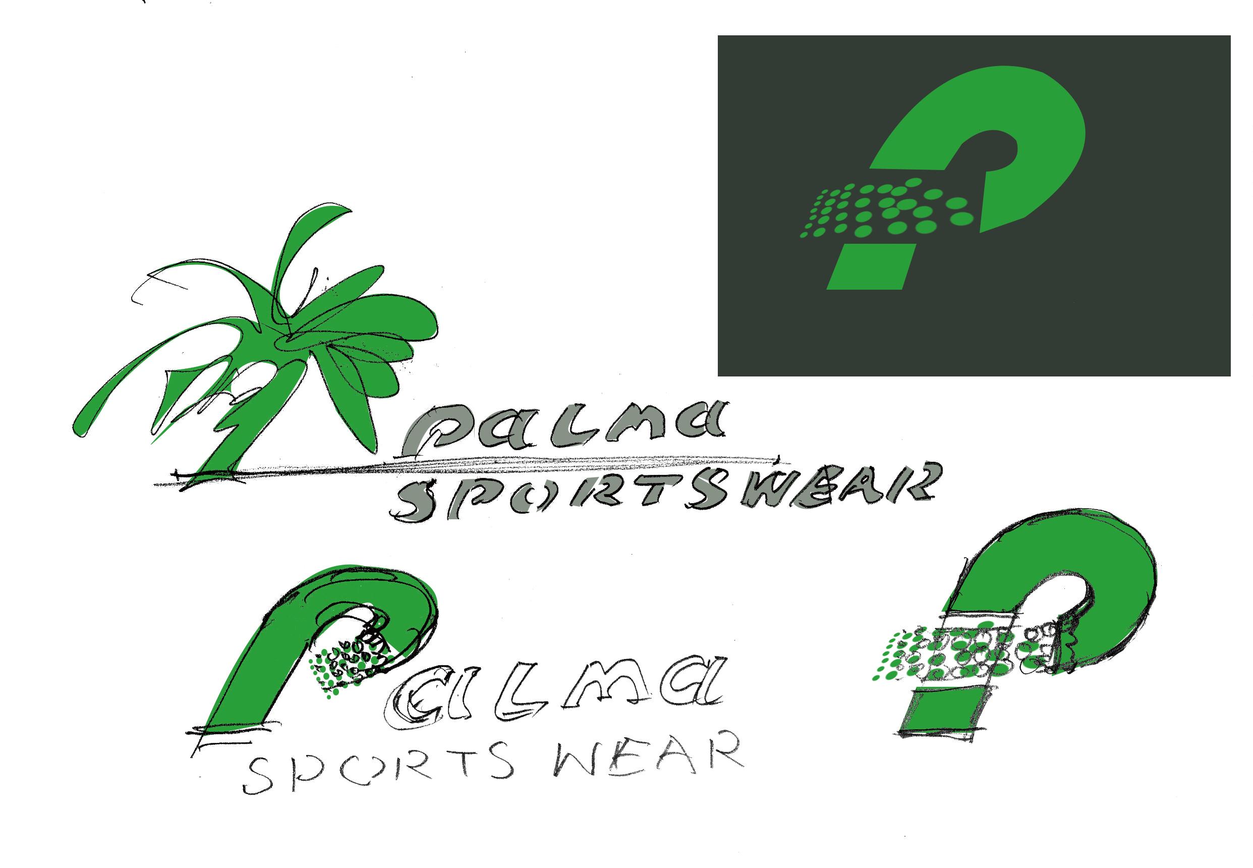 运动服装品牌logo - 图形与logo设计 (2484x1720)-服装品牌logo模板