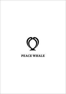 鲸鱼图形创意 手绘