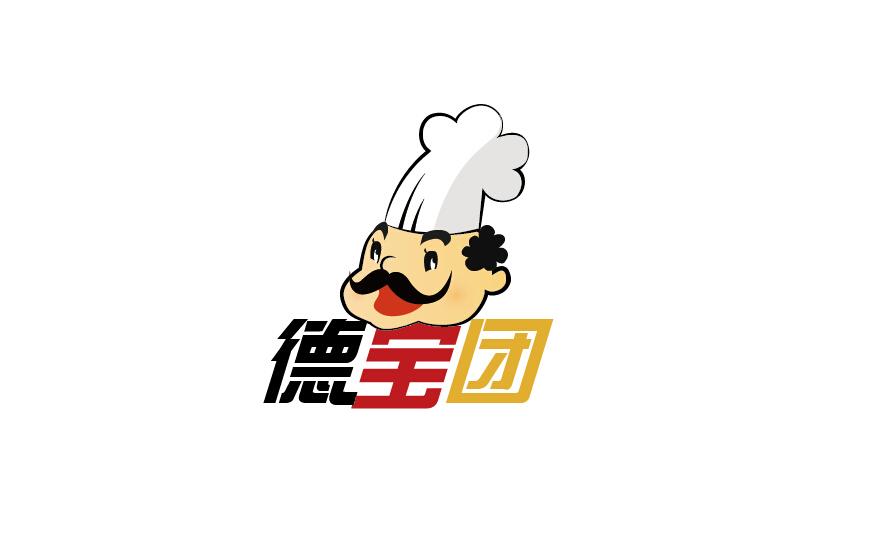 食品网店logo设计 - 图形与logo设计