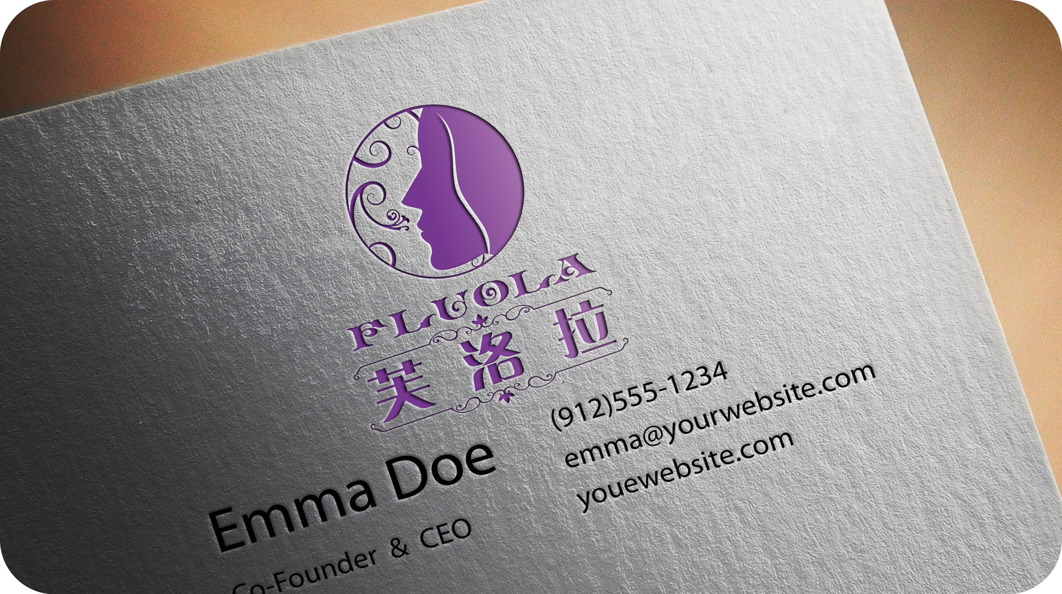 高端花店logo设计,欢迎设计师提出想法于建议