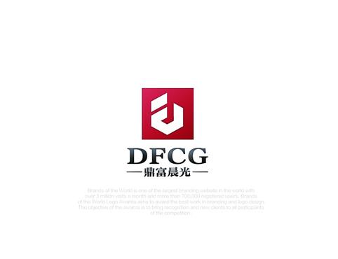 基金投资管理公司logo设计