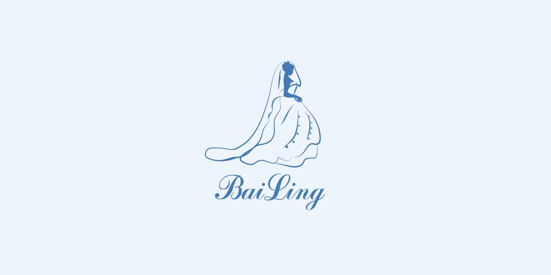 高档婚纱品牌logo