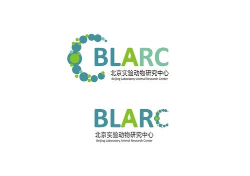 北京实验动物研究中心logo设计