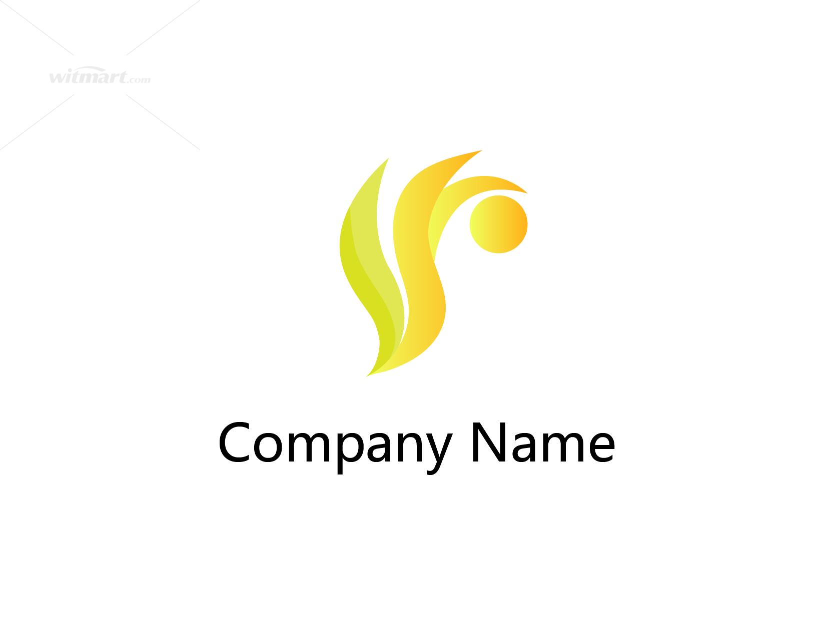 渐变logo logo