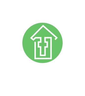 装修公司 logo - 图形与logo设计