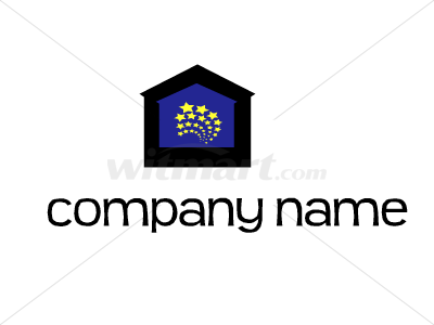 Designed by YOUGUOGUO, a perfect logo for Architectural, Construction & Tools, Fashion, Home Furnishings, Travel & Hotel