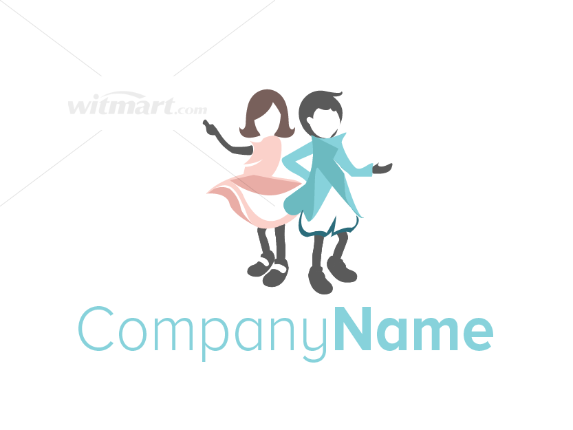 Designed by Mickohar, a perfect logo for Children & Childcare, Dating, Education, Restaurant, Wedding Services