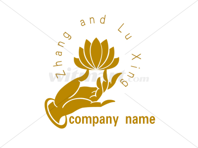 Designed by 老枪设计, a perfect logo for Art & Design, Fashion, Games & Recreation, Landscaping, Religious