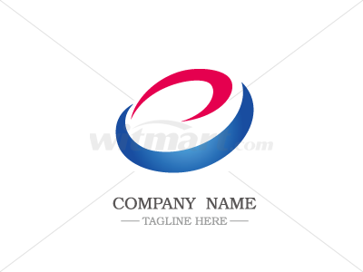 Designed by 青城四少, a perfect logo for Communications, Computer, Internet