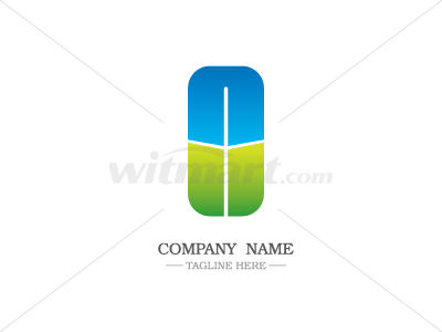 Designed by 青城四少, a perfect logo for Medical & Pharmaceutical, Environmental & Green