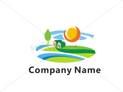 Designed by 与毕加索一起共舞, a perfect logo for Agriculture, Games & Recreation, Landscaping, Spa & Esthetics, Environmental & Green