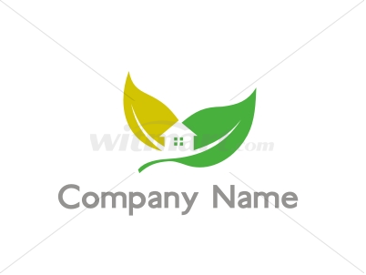 Designed by 与毕加索一起共舞, a perfect logo for Agriculture, Cleaning & Maintenance, Floral, Home Furnishings, Environmental & Green