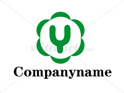 Designed by 霭abc, a perfect logo for Agriculture, Art & Design, Floral, Landscaping, Environmental & Green