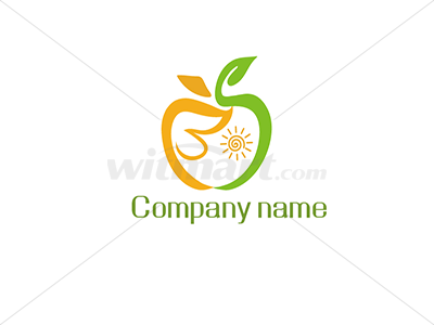 Designed by Thyme, a perfect logo for